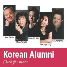 Korean Alumni