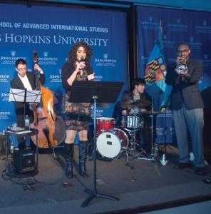 Concert at SAIS