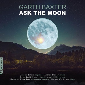 ask the moon garth baxter