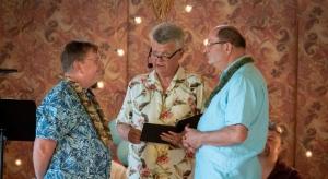 Robert & John wedding