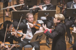 Peabody Symphony Orchestra Marin Alsop