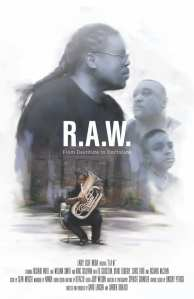 RAW-poster