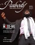 Peabody Magazine Spring 2019 cover