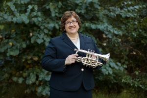 Elisa Koehler - Professional Trumpeter & Conductor | Professor o
