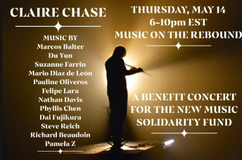 Claire Chase concert