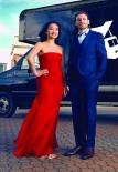 Susan Zhang and Nick Luby